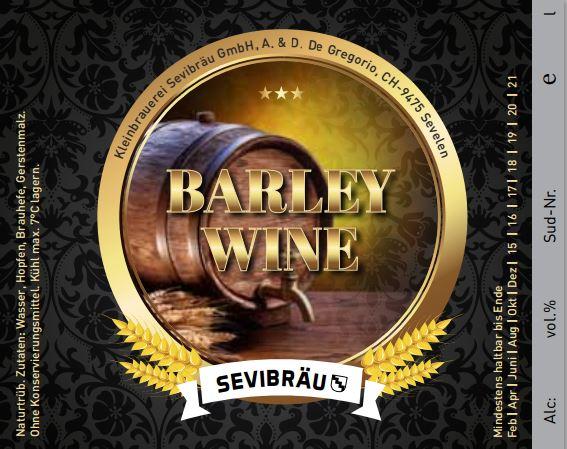 Barley-Wine