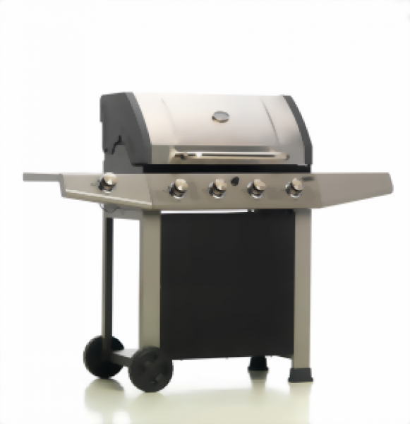gasgrill 4 brener seitenbrenner grill smoker. Black Bedroom Furniture Sets. Home Design Ideas