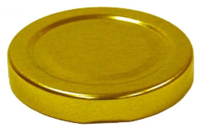 twist off deckel gold 10 st ck flaschen zubeh r. Black Bedroom Furniture Sets. Home Design Ideas